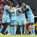FULL-TIME Liverpool 0-3 West Ham. Goals from Lanzini, Noble & Sakho give #WHUFC their 1st ever #BPL win at Anfield http://t.co/DgbJiC2hLx