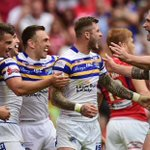 Congratulations to our neighbours #Headingley @leedsrhinos retaining the @TheChallengeCup at #Wembley #challengecup http://t.co/rNaQpNONIh
