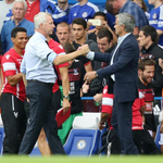 RECORD: Alan Pardew becomes the first manager to beat Jose Mourinho 3 times in Premier League history. http://t.co/U5mYhktzuK