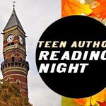 NYC Teen Author Readings fall schedule Sept 2, Oct 7, Nov 4 & Dec 2 @jmarketlibrary 6-7:30pm http://t.co/aFaKYCsR3V http://t.co/yEBCoT17o0