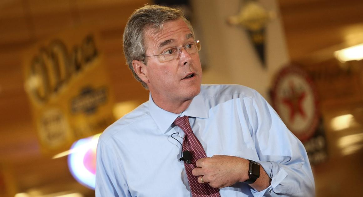 Top Jeb fundraisers leave campaign amid troubling signs http://t.co/exZWlaJRTz #TCOT #PJnet #GOP http://t.co/qEZpnZHEsU