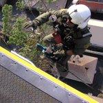 Katrina 10 yrs ago. #LASD Air 5 w/SEB Tac Medics flew L.A. to New Orleans & flew rescue missions. Public safety #1. http://t.co/06aQZUHhX0
