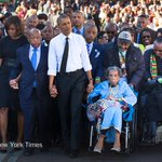 The NYT obituary for Amelia Boynton Robinson, a pivotal figure at the Selma march http://t.co/C2Wm9gL6QW http://t.co/x4tXoO1JiR