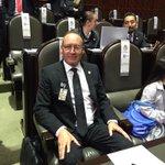 Saludamos a nuestro diputado federal por #Durango, @AlfredoMHerrera que hoy tomó protesta en la LXIII Legislatura http://t.co/6qmzDaY3Na