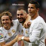 .@Benzema celebró su gol así... #RMLiga #HalaMadrid http://t.co/uW4Gi11IC0