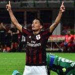Carlos Bacca anotó en el triunfo del Milán 2-1 sobre Empoli http://t.co/c6ZJZmBz4v http://t.co/7FIRgIdaQV