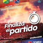 ¡Ganamos! Final en Armenia #DIMRadio1440AM #HuilavsDIM 0-2 (Caicedo, Pajoy). #VamosMedellín, hoy y siempre. http://t.co/NOqjA6gD76