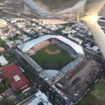 Así luce nuestro estadio desde las alturas foto vía @MauricioMunoz01  #NaciónGuinda http://t.co/zS81QdAUDz