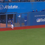 .@BlueJays pitchers are in #GoodHands with @BenRevere9 out there: http://t.co/kiWrfjVWf4 @AllstateCanada http://t.co/8LxeL85ORW