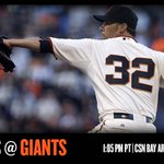 Ryan Vogelsong toes the rubber in the #SFGiants matinee with the Cardinals at AT&T Park: http://t.co/N53BcSp9f0 http://t.co/m7EHszq1ho