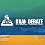 Este jueves tendremos el Gran Debate #MedellínElige con @RCN990Medellin y los candidatos a Gobernación de Antioquia http://t.co/DV8aSuL9dM