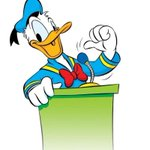 RT for Donald Duck Fav for Donald Trump #donaldduck4president #ShesKindaHotVMA http://t.co/RWYhrbLMfJ