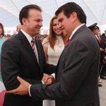Un gusto acompañar a mi amigo @Pepe_Campillo en su informe de gobierno #GómezPalacio http://t.co/aCB9KqBuJ5