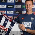NEW SIGNING: Jonny Evans completes move to #WBA from @ManUtd for an undisclosed fee. http://t.co/hB0WkZZYC5 http://t.co/U5iAZUHcsA
