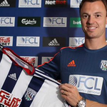 DONE DEAL: Jonny Evans has joined West Brom from Manchester United on a four-year deal for an undisclosed fee. #WBA http://t.co/tOclkJu0SD