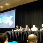Currently watching part of the @GmClts crew on a panel at PAX http://t.co/MXTjUT6mms