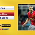 BREAKING: @WBAFCofficial sign Jonny Evans from @ManUtd on four-year deal for undisclosed fee. #SSNHQ http://t.co/rSnRrjE2hx