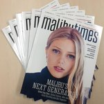#MTM next generation issue featuring @GraceVanDien is in stands now! Photo: Roxanne McCann #MalibuTimesMag #Malibu http://t.co/LE8uYOtXnR