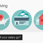 Thinking of moving to another city? Check out how far your salary will take you: http://t.co/j5CVOvAXhr http://t.co/EYy3H7fGlL