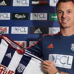 Official: West Brom have completed the signing of Jonny Evans from Manchester United. #MUFC http://t.co/vZrHda54f7