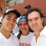 Nuestro próximo alcalde @FicoGutierrez un hombre que se la juega por Medellín el 25 de octubre vota Creemos Federico. http://t.co/GWezx6XGtO