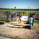 Jayven Cordova from Weslaco East sets course record of 15:37 for 5K placing 1st at the Sharyland Pioneer Invitational http://t.co/MFTm8hx6zd