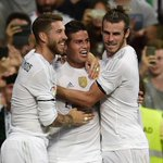 FT: Real Madrid 5, Real Betis 0 Gareth Bale, James Rodriguez both notch braces as Los Blancos cruise past Real Betis. http://t.co/V73scg7Y8g