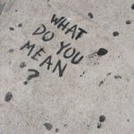 Saw this in the street. Very cool. Humbled and grateful. #WhatDoYouMean thanks http://t.co/x9WPMv5V3A
