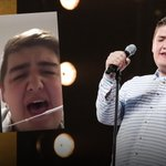 From the karaoke battle with @JessieJ that went viral, to the #XFactor stage - it's Tom Bleasby! ???????? http://t.co/XCbEHzPmzn