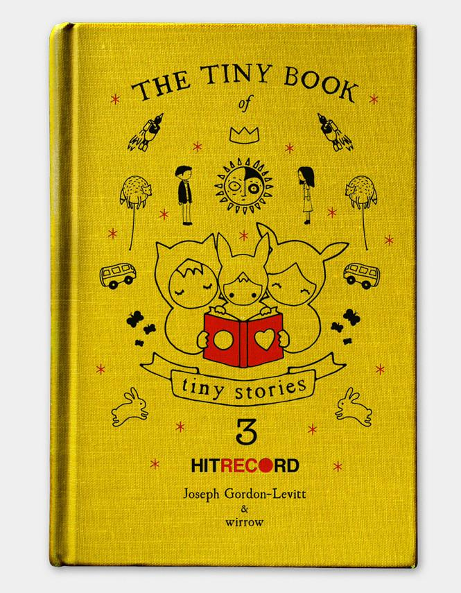 RT @hitRECord  The universe is not made of atoms. It's made of #TinyStories. http://t.co/ej3heVwwhm http://t.co/tEUIXOYr7p