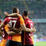 Galatasaray deplasmanda Torku Konyasporu 4-1 mağlup etti. http://t.co/G62wLz2DdS