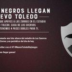 ¡Apoya a los Rojinegros en su partido vs. @Tuzos! Envía tu foto y participa por un boleto doble #NuevoToledoRojinegro http://t.co/AoymeFiH0y