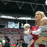 If you havent seen it yet, watch an amazing, brave performance from Lizzie Jones at Wembley http://t.co/gNYqlCP64J http://t.co/Zz61vV8jwh