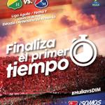 Final del primer tiempo en el Centenario de Armenia #DIMRadio1440AM #HuilavsDIM 0-1 (Caicedo). http://t.co/Ib5Uvpqci3