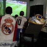 La #PMPV viendo el partido por @ESPNFutbolClub #laligaxespn #HalaMadrid #HalaPMPV http://t.co/UaobG1ZJFz