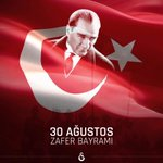 30 Ağustos Zafer Bayramımız Kutlu Olsun. http://t.co/VHeECzLkIl