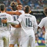 El Real Madrid se estrena con goleada ante su público: 5-0. http://t.co/pO8Gd50fkh #RMLiga #HalaMadrid http://t.co/gD6TuR6yp9