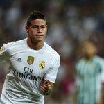 .@jamesdrodriguez resalta en la goleada del Real Madrid. https://t.co/NdUylA9hcw http://t.co/Q8KeUmQHOP