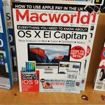 In the UK, Macworld is still a dead-tree thing.