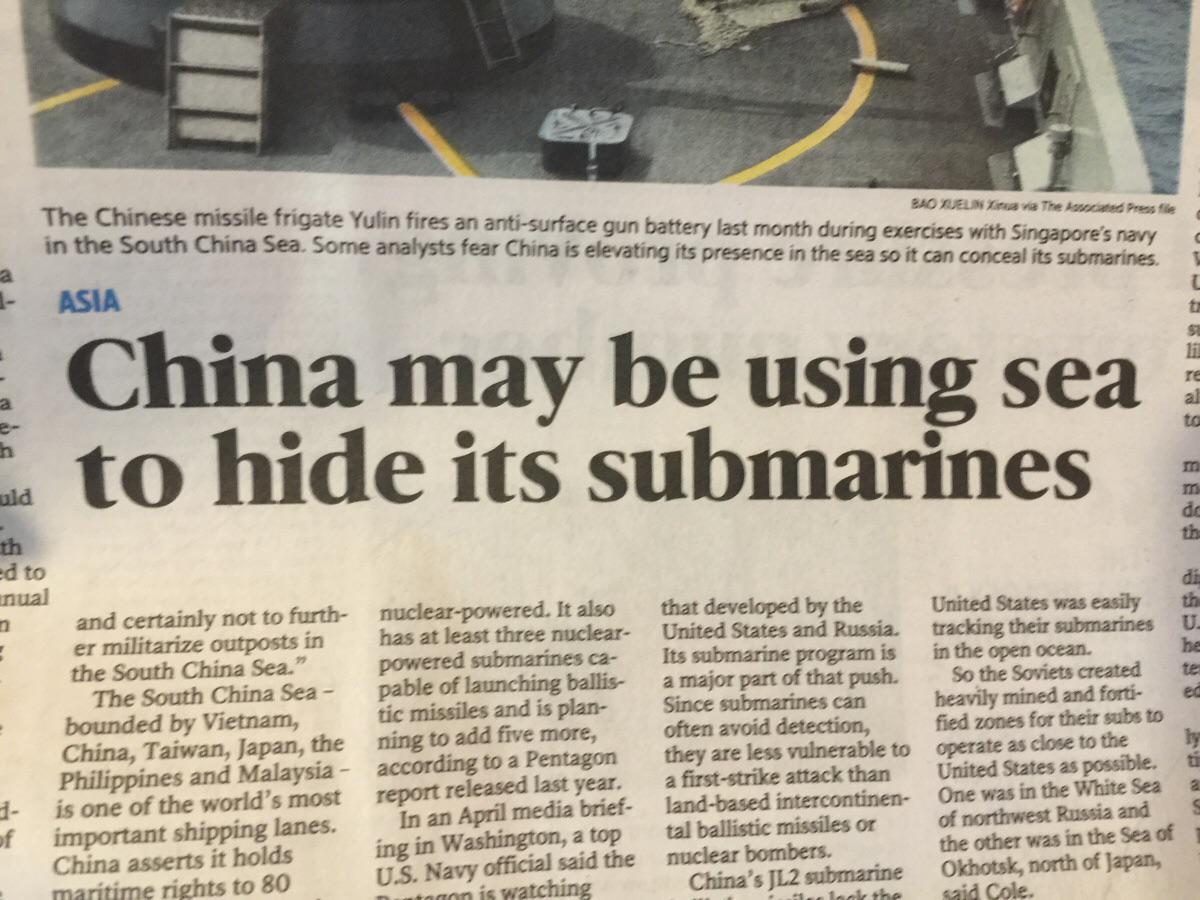 Clever Chinese military tactics: http://t.co/4yOmHxnke3 http://t.co/qvbYURhmp2