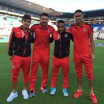 Los Zorros ya se encuentran en el Estadio Hidalgo. ¡ Vamos Atlas ! http://t.co/tjUMDH6DT2