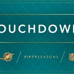 Tannehill to Matthews for the TOUCHDOWN!!! #ATLvsMIA #StrongerTogether http://t.co/O8CZd4O0uN