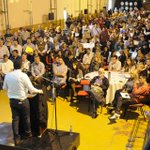 Gracias a dirigentes, militantes y vecinos de toda Mendoza que nos acompañaron para que Godoy Cruz siga progresando. http://t.co/cCaaa4ih30