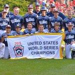 A Pennsylvania team will represent the U.S. in the #LLWS final tomorrow http://t.co/foTNm3aGzm http://t.co/1I2nHQHSPK