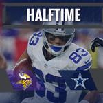 Halftime #MINvsDAL http://t.co/rvuFHaCchD
