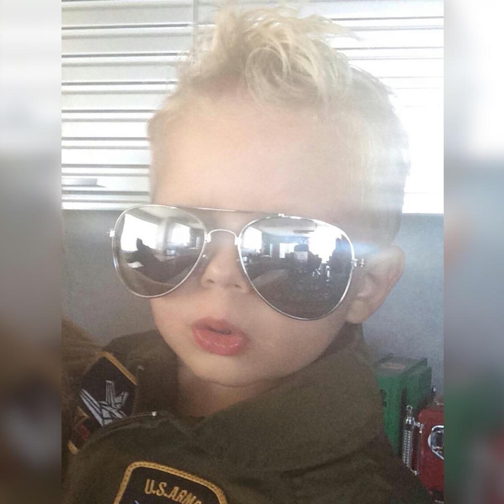 happy 2nd bday to my little maverick axl jack duhamel #imtwofoo https://t.co/JVNYowPA0O http://t.co/6UF70s0wjj