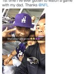 Steve Smith was ejected from tonight's Ravens-Redskins game, but he & his kids are all smiles http://t.co/ZnybwxRnI3 http://t.co/Pzs8FtXVkv