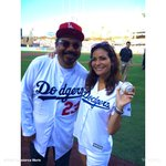 GUESS WHERE I AM?!?! #GeorgeAndAngie @Dodgers @georgelopez #1InAMillion #WeLoveLA http://t.co/3IJ75dIxTq