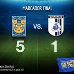 Marcador Final en el Universitario. http://t.co/COLPRLglQi