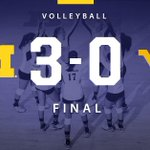 Thats a wrap. Good start to the season, no? #GoBlue #vbscores http://t.co/30uunPnS1Q
